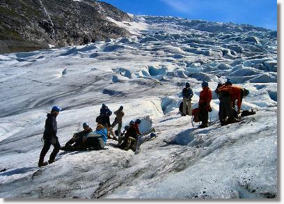 No 57 >> Fjordblikk Hytte - Briksdal Glacierr